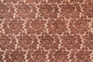 Damask 1 brown Image