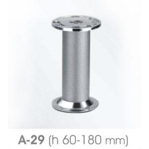 Нога А-029 (h60-180mm) Image